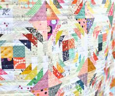 Scrap-Apple Quilt - Scrappy Project Planner Sew Along