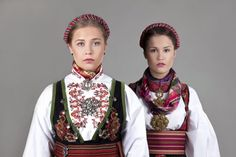 Folk Costume, Costumes, My Heritage, Traditional Outfits, Vintage Photos, Norway, Bridal Dresses, Folklore, Clothes