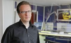 Giuseppe Scaglione: Der 44-jährige gründete vor 18 Jahren das Jugendradio 105. Vor drei Wochen musste er Konkurs anmelden. (2014)