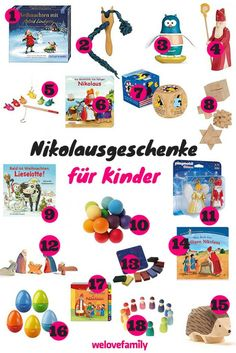 Nikolaus-Geschenke für Kinder Playing Cards, Trends, Games, Christmas, Playing Card Games, Gaming, Game Cards, Plays, Game