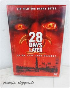 Russkajas Beautyblog: Film Freitag - 28 Days Later