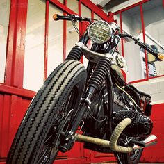 bmw r60 by blitz motorcycles