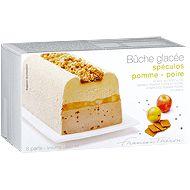 Buche glacée spéculoos/pomme/poire
