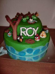 Jongens taarten - www.cakeforyou.nl
