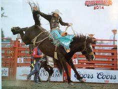 #SaddleBroncSunday Troy Crowser at @CloverdaleRodeo. pic.twitter.com/JeQrYow3si