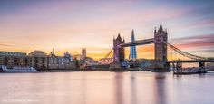 A panoramic view of the Tower Bridge with the Shard in the background. This view is accessible only few times per months luckily the weather was nice! Other news - After the amazing tour in Brittany I've annunced 2 weekends of great landscape photography: - Photo workshop in Dorset (Jurassic Coast) for the end of January - The 2nd course in Tellaro (Liguria) Italy for mid-march Follow me on Facebook Visit my Website