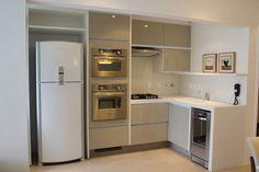 kitchen ideas small storage design, kitchen design, Regina Meira