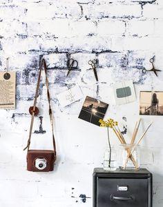 KARWEI | Met dit fotobehang van vtwonen maak je een statement in je interieur. #vtwonen