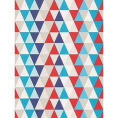 BuyHarlequin Kaleidoscope Wallpaper, 110525 Online at johnlewis.com