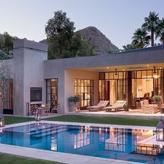 12 Dazzling Desert Home Exteriors : Architectural Digest