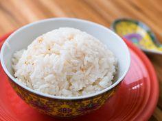 Pressure Cooker Coconut Rice recipe | DadCooksDinner.com