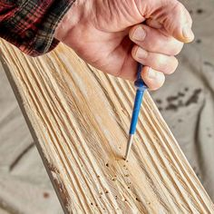 Make Your Own Barn Wood | The Family Handyman