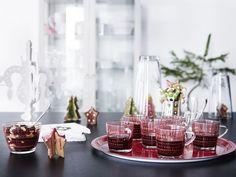 Une jolie vaisselle pour boire du vin chaud épicé - Que nous réserve Ikea pour Noël ? - CôtéMaison.fr