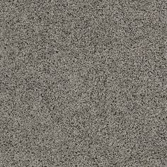 """Soft grey wall to wall carpeting to compliment your yellow accents. Yellow and Grey used in combination very Trend forward! This carpeting by Shaw Floors in style """"Dorado Twist"""" color Fossil."""
