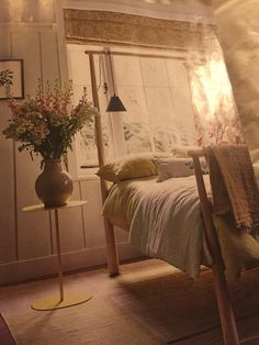 Lily side table SCP Gjora double bed ikea I like the blind set into window frame