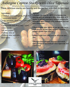 Aubergine Caprese Stacks with Olive Tapenade These delicious stacks are healthy and the perfect side dish to any meal. Tapenade, Side Dishes, Oven, Meals, Baking, Healthy, Recipes, Food, Meal