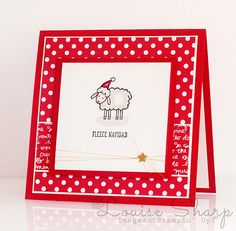Stampin' Up! | Just Add Ink - Barnyard Babies | By Louise Sharp