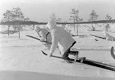Finns on Ski patrol