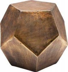 Beistelltisch Polygon Copper
