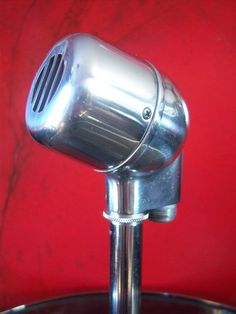 Vintage Electro Voice 605 harp microphone 1950's- the 605 is comfortable and the Hi-Z version is a screamer.