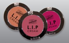 L.I.P Cream $7.95 offers long lasting coverage and hydration in 16 soft, kissable colors.