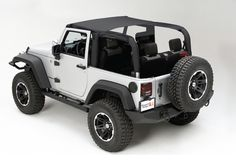 13579.12 - Mesh Summer Brief, 10-16 Jeep Wrangler JK - JeepersDen & Truck Accessories