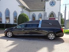 2014 Cadillac Hearse by S & S