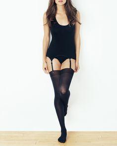 Allure Detachable Garter Set