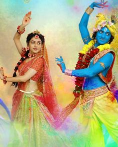 Krishna Avatar, Radha Krishna Holi, Cute Krishna, Krishna Radha, Radha Rani, Shri Hanuman, Lord Krishna Images, Radha Krishna Pictures, Krishna Photos
