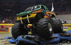 Download Background Wallpaper Monster Truck