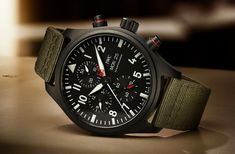 "IWC - Pilot's Watch Chronograph TOP GUN Edition ""SFTI"" IW389104 