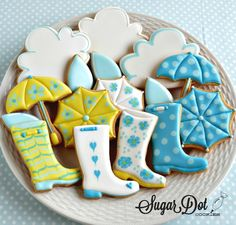 Sugar Cookie Decorating Parties - kids' birthdays, adults, showers, book clubs, bachelorette, shower, corporate, holiday, Middletown, Frederick, MD, Maryland - Sugar Dot Cookies . . . Handmade Decorated Sugar Cookies for every occasion