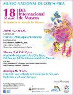 Día Internacional de los Museos  Museo Nacional  costaricagratis.com