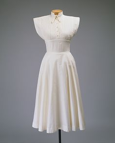 Claire McCardell Dress manufactured by Townley Frocks c.1953-57