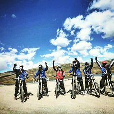 Death road #boliviantours Bolivia, Death, Bicycle, Tours, Vehicles, Amazing, Bicycle Kick, Rolling Stock, Bike