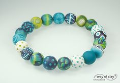 big patterned beads | Flickr - Photo Sharing!