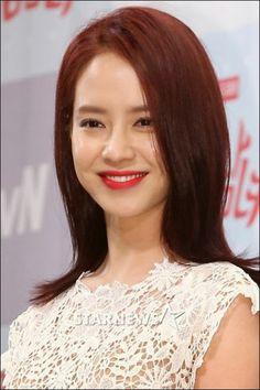Pretty miseumeong (Miss Blank)! Song Ji Hyo