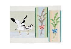 Kintaro Ishikawa, Birds with Wheat on ArtStack #kintaro-ishikawa #art