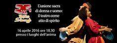 Lunione sacra di donna e uomo: il teatro come atto di spirito a Pescara
