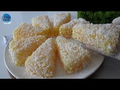 "DULCE CU 3 INGREDIENTE FĂRĂ CUPTOR ÎN 5 MINUTE 🥰🍊🍰 Foarte ușor, ""ieftin"" și uimitor - YouTube Dessert Drinks, Party Desserts, Eggless Recipes, Buttercream Recipe, Pudding Desserts, Four, Sweet Treats, Food And Drink, Easy Meals"