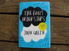 the fault in our stars❤ got this book for Xmas absolutely love it.️