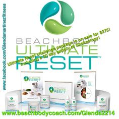 Reset yourself to healthy with Ultimate Reset