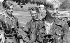 Hellcat — 5sswiking:   Faces of war: Wiking soldiers during...