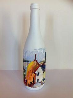 Painting Bottle. Alessi Designer