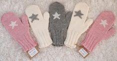 Life with Mari: Tähtilapasia Mittens, Christmas Stockings, Knit Crochet, Gloves, Barn, Slippers, Socks, Knitting, Kids