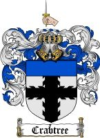 Crabtree Family Crest / Crabtree Coat of Arms