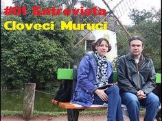 #01: Entrevista com Cloveci Muruci (Editor do Jornal de Artes)!!! - YouTube
