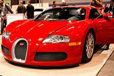I woke up in a new #Bugatti