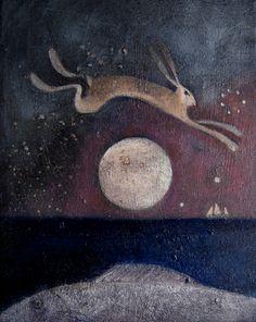 Catherine Hyde - inspiration for Lisben's art?