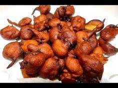 BEIGNETS de BANANE en moins de 10 minutes ! - YouTube Mauritian Food, West Indian, Banana Bread, Stuffed Mushrooms, Brunch, Food And Drink, Potatoes, Vegetables, Desserts